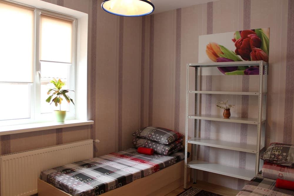 Fælles sovesal - mænd/kvinder (Bed in 3-Bed Dormitory (A) - Opholdsområde