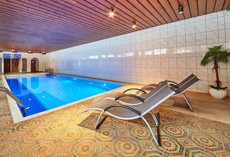 Appartement Casa Alpina, Saalbach-Hinterglemm, Basen kryty