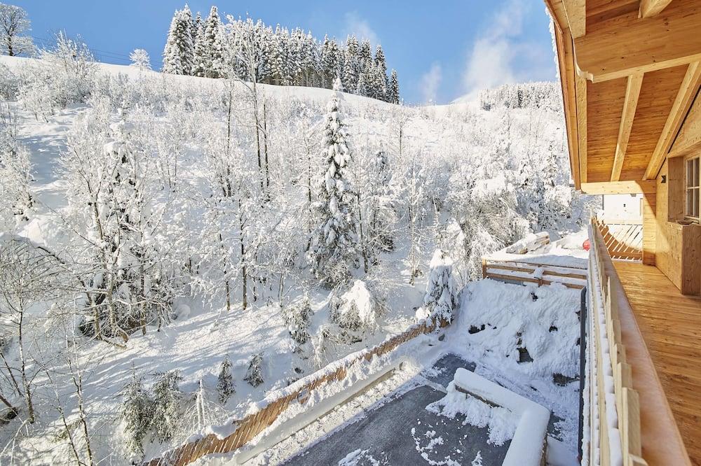 Departamento, 3 habitaciones, vista a la montaña (Appartement Top 4) - Balcón
