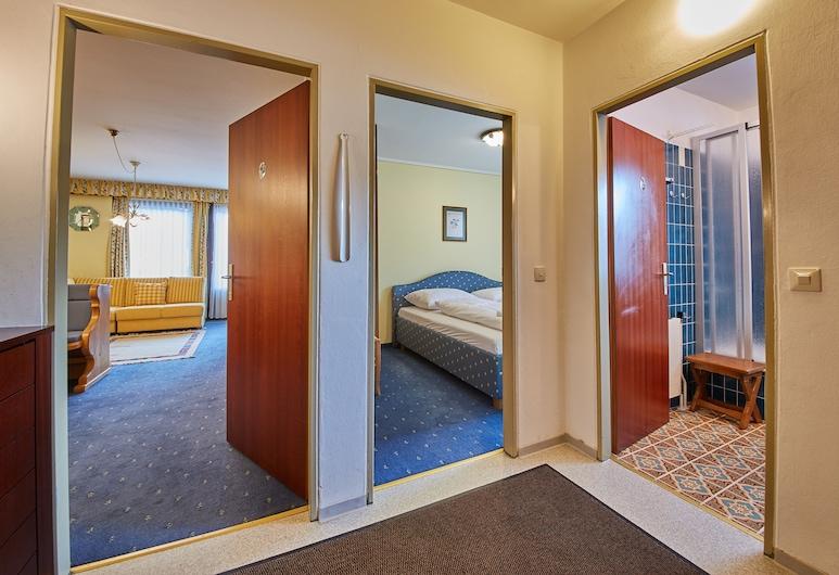 Appartement Lacher, Saalbach-Hinterglemm, Căn hộ, 2 phòng ngủ (Appartement), Phòng
