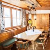 小木屋, 3 間臥室 (Chalet) - 客房內用餐