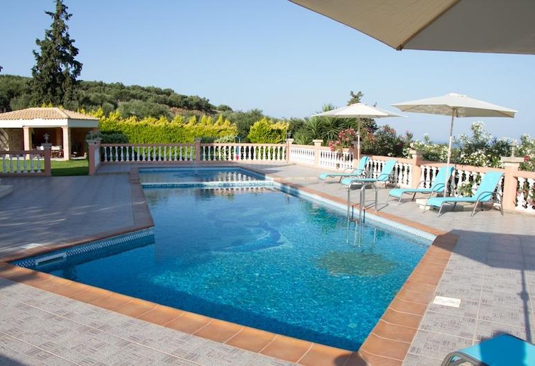 Villa Roula 5BR, Chania, Outdoor Pool