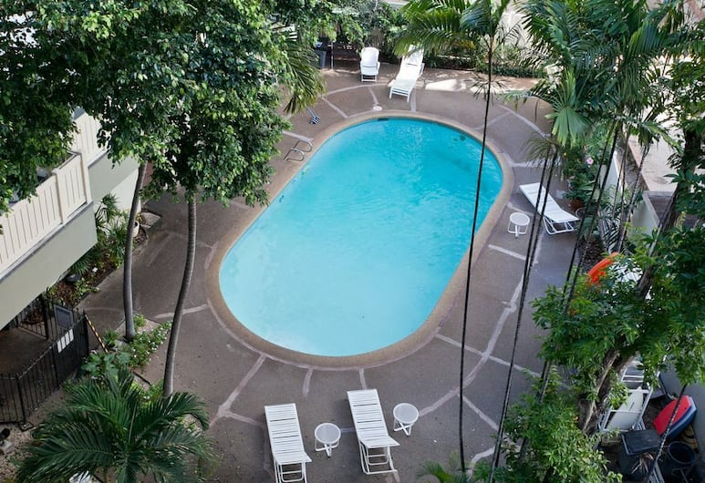 Waikiki Grand 600 - studio Br Condo, Honolulu, Condo, Outdoor Pool