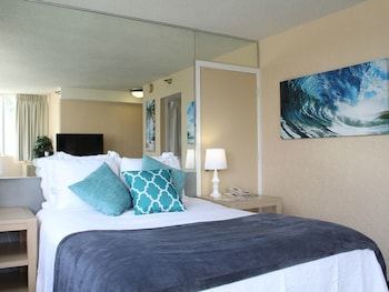 Picture of Aloha Surf 610 - studio Br Apts in Honolulu