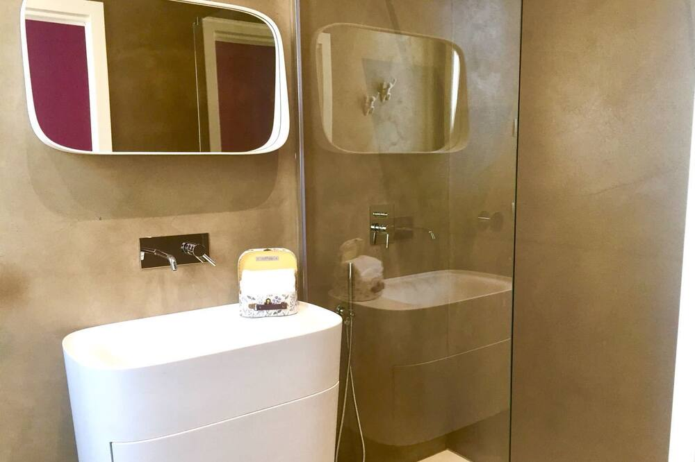 Habitación doble (n.10) - Baño