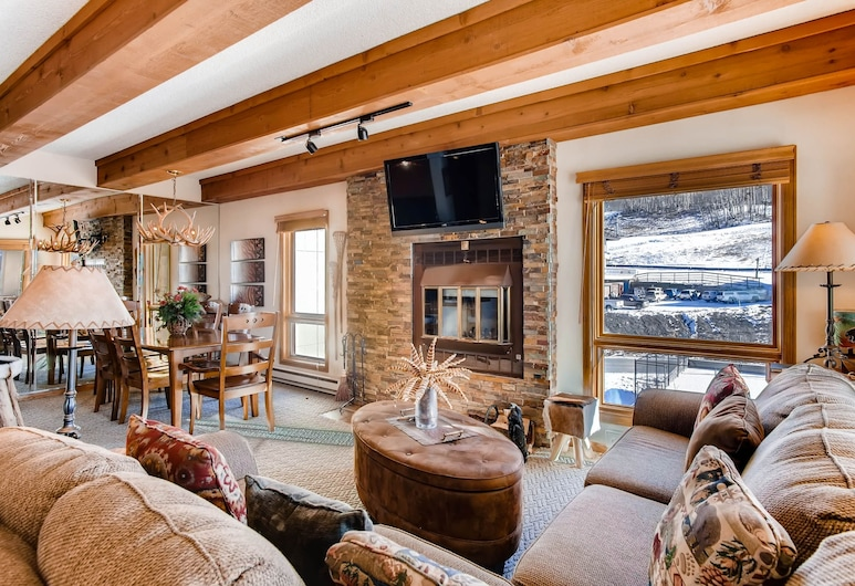 11 Snowmass Road, #431 - 2 Br Condo, Crested Butte, Διαμέρισμα (Condo), 2 Υπνοδωμάτια, Καθιστικό