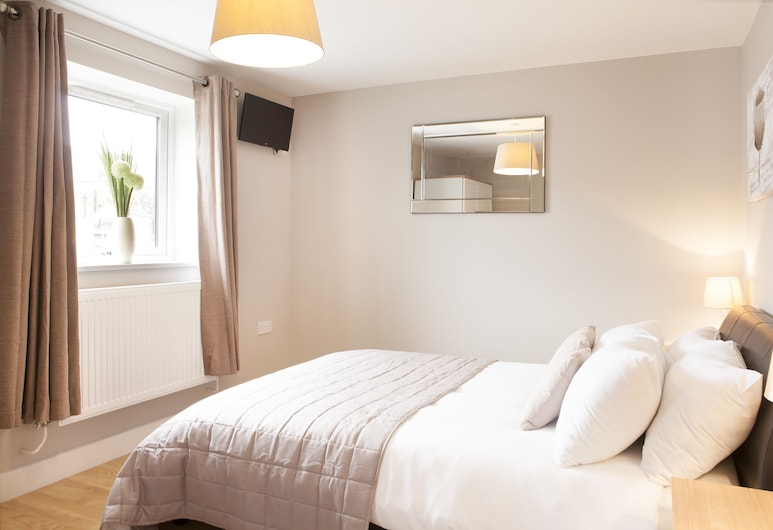 Saracens Courtyard Apartments, Cheltenham, דירת סטנדרט, מיטה זוגית, ללא עישון, חדר