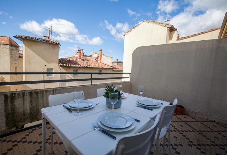 EcolesLaique, Montpellier, Appartement (2 Bedrooms), Terrasse/Patio