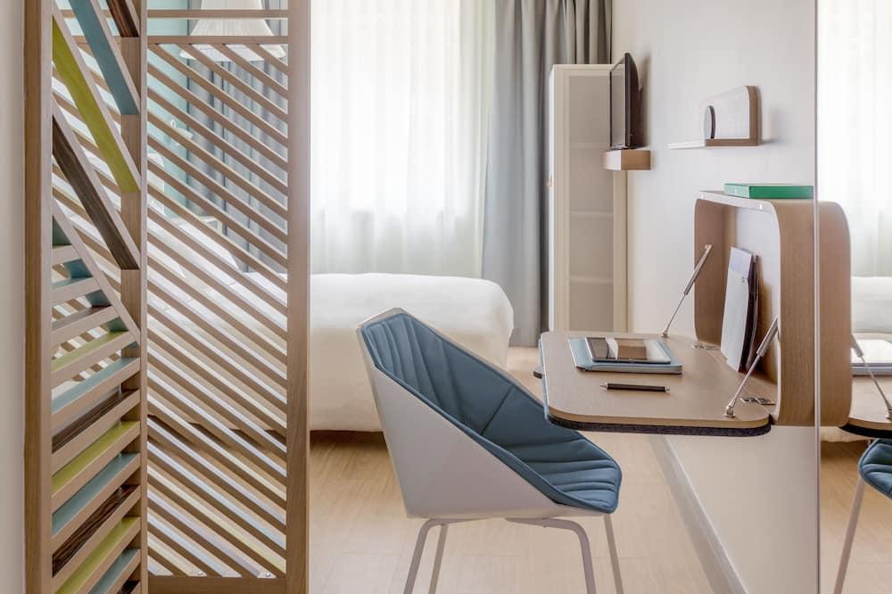 Classic Double Room (1 Adulte) - Living Area