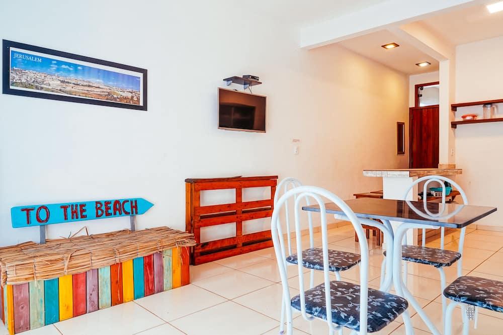 Lägenhet - 2 dubbelsängar - icke-rökare - Vardagsrum