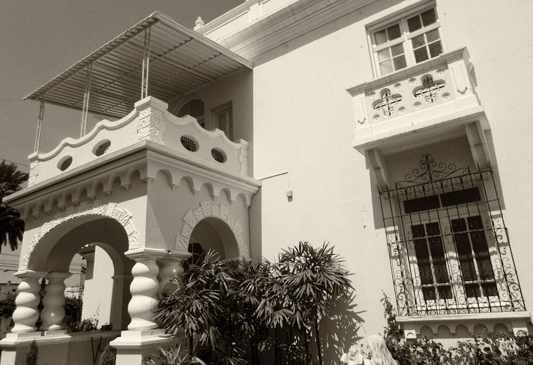 Palacio de Jocotenango Hotel, Guatemala City, Hotel Entrance