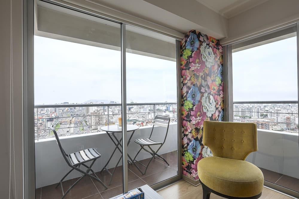 Appartamento, 2 camere da letto - Balcone