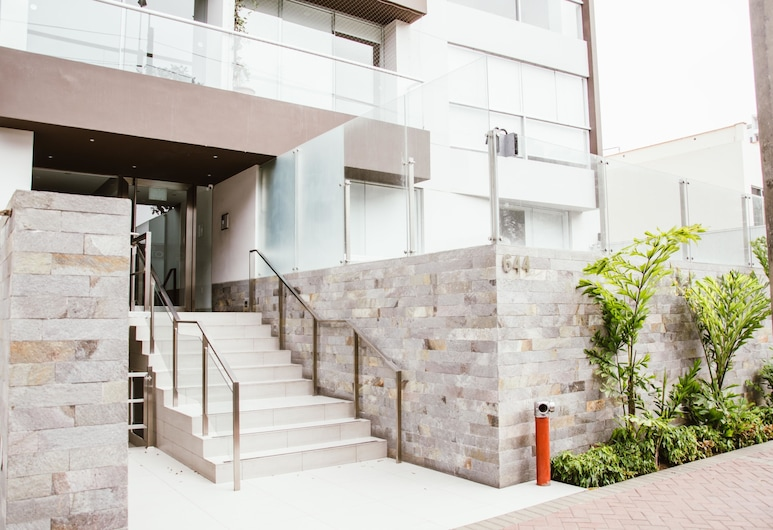 Nice Apt With Great Location - Miraflores, Lima