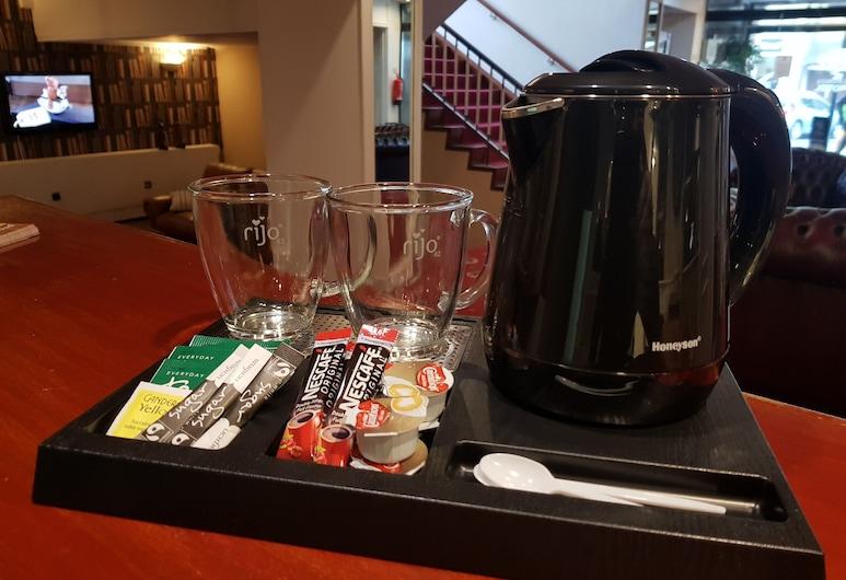 The Brunlea Hotel, Burnley, Standardní pokoj, více lůžek, nekuřácký, Pokoj