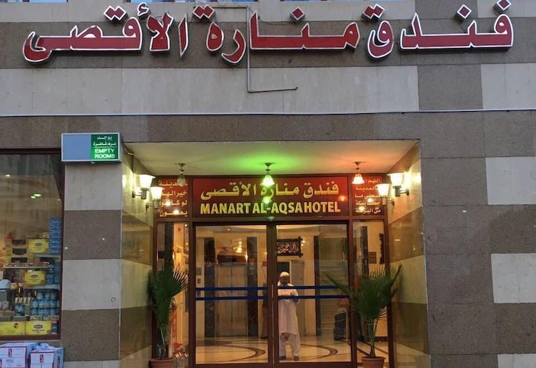 Manarat Al Aqsa, Medina, Hotellentré