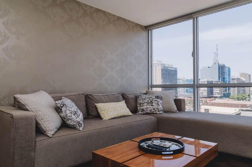 Apartmán, 1 veľké dvojlôžko, nefajčiarska izba - Vybraná fotografia