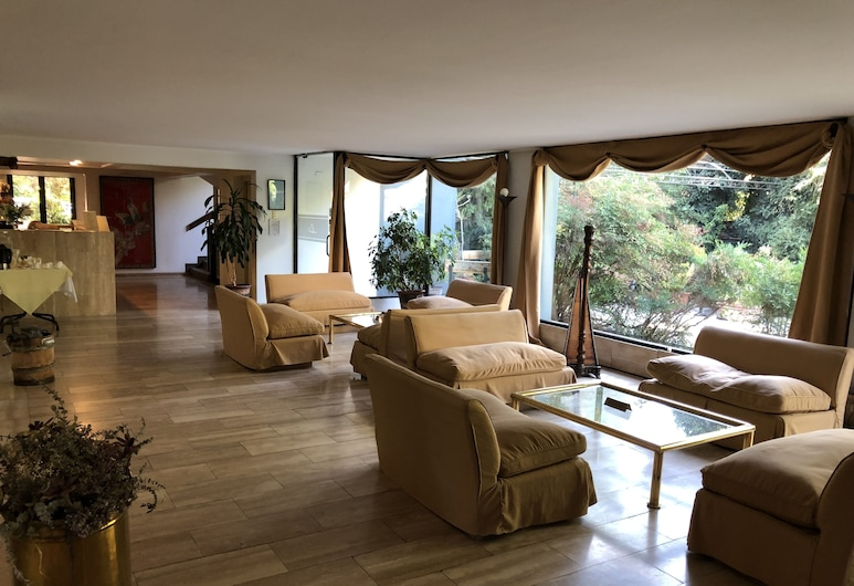 Hotel Acacias de Vitacura, Santiago, Prostor za sjedenje u predvorju