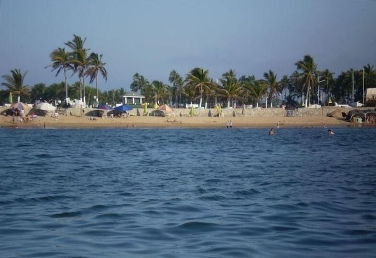 Waterfront Suite in gehobenen Barra kostenlose Fahrräder, Barra de Navidad, Strand