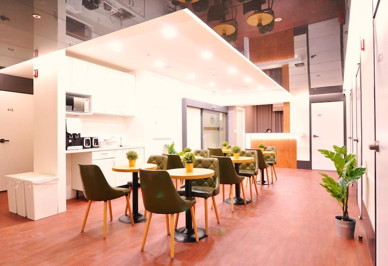 明洞艾爾青年旅舍, 首爾, 大廳休息區