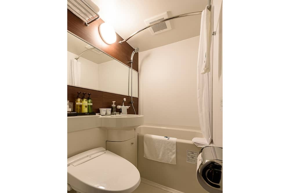 Single Room, Smoking - Bilik mandi