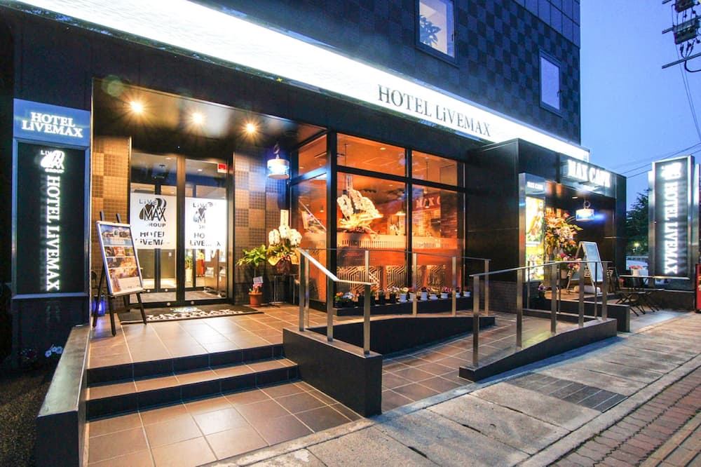 HOTEL LiVEMAX GIFUHASHIMA-EKIMAE