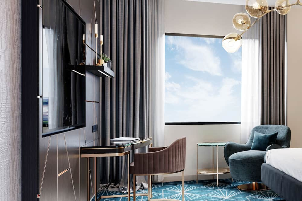 Deluxe Premium Studio - Guest Room View