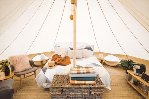 舒適帳篷飯店