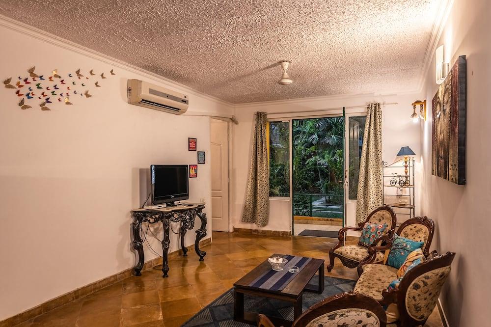 Villa, plusieurs lits, non-fumeurs - Salle de séjour