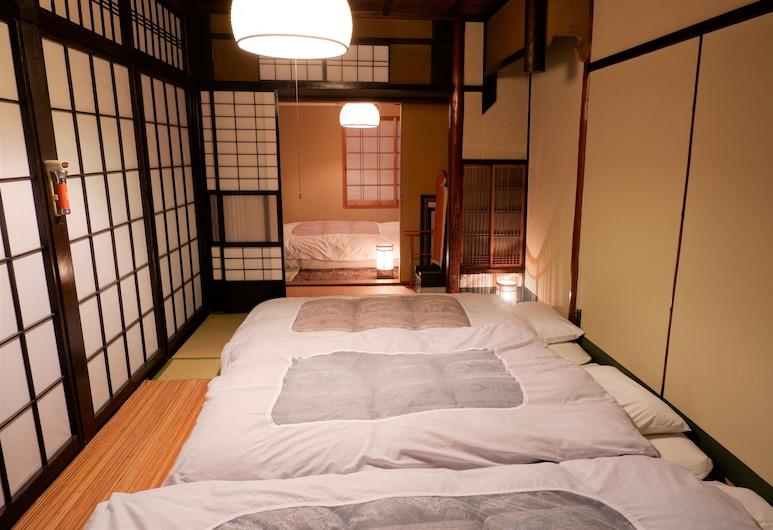 京都澤井飯店, Kyoto, 基本客房 (Shizu no Ma, for 4 Guests), 客房
