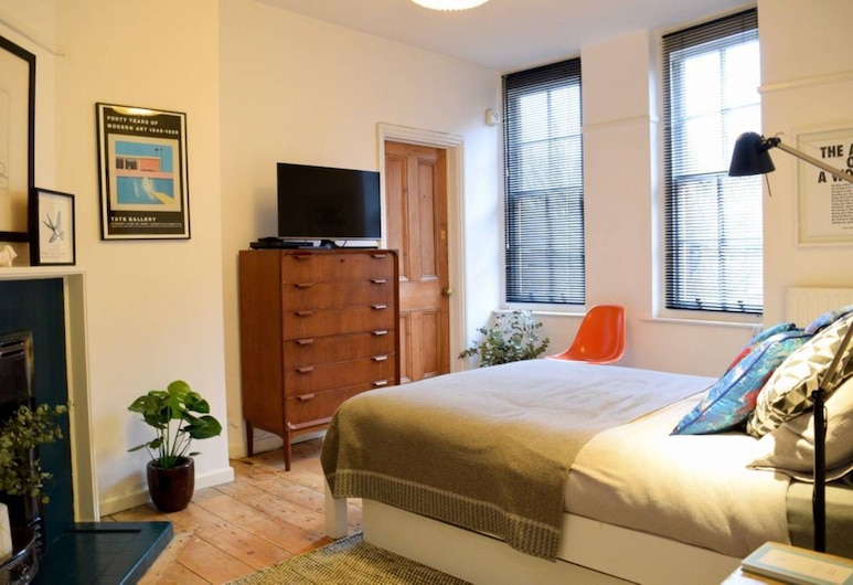 Studio Apartment in Heart of Shoreditch, London, Zimmer