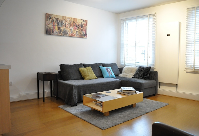 1 Bedroom Apartment in Hoxton London, London