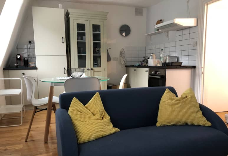 Comfortable 1 Bedroom Flat in Belsize Park, London