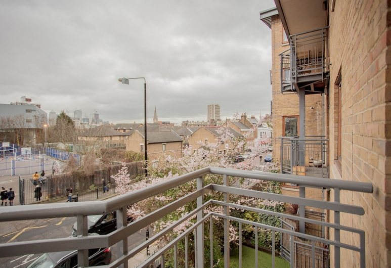 Modern 2 Bedroom Flat in Shadwell, London, Rõdu