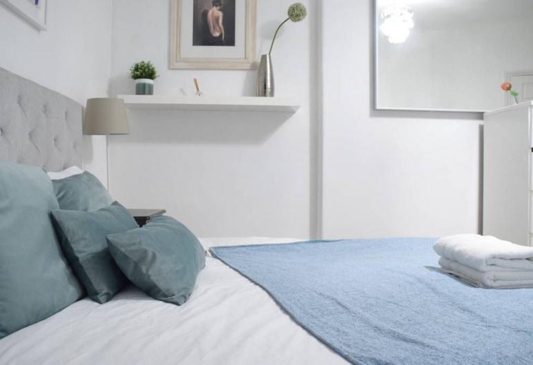 肯辛頓 1 房公寓酒店 - 附陽台, 倫敦, 客房
