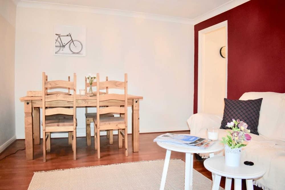 公寓 (1 Bedroom) - 起居室