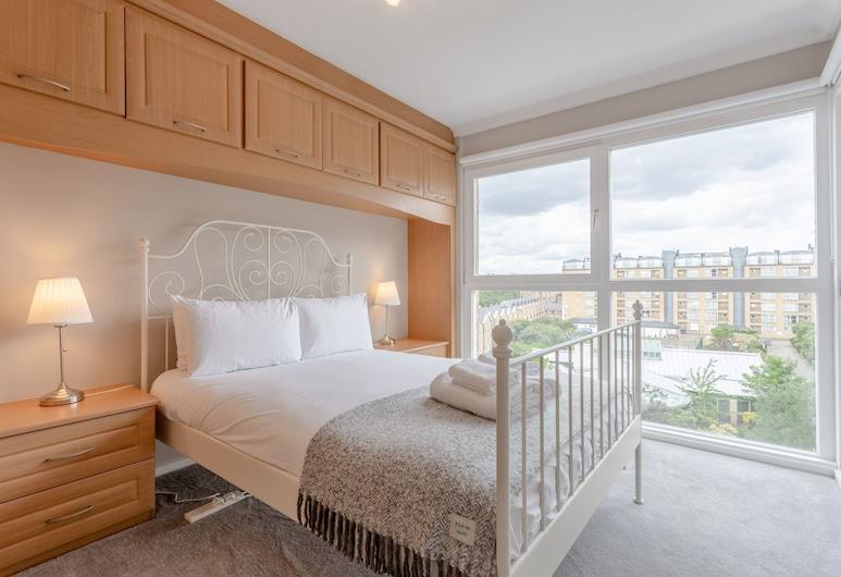 Modern 1 Bedroom Stunning View of Thames, London, Tuba