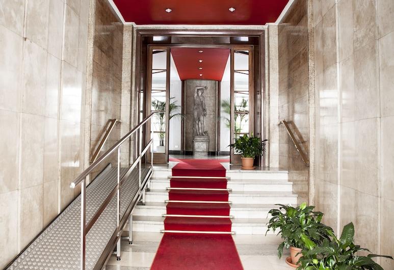 Casa Hedberg, Rome, Hotel Entrance