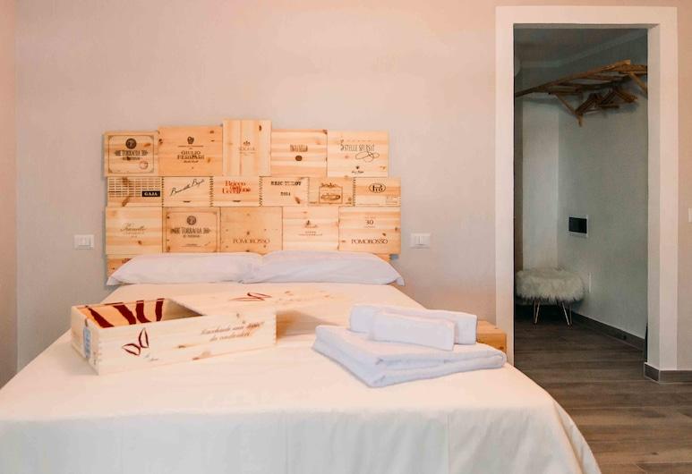 Locanda del Bue Rosso, Vercelli, Habitación doble superior, Habitación