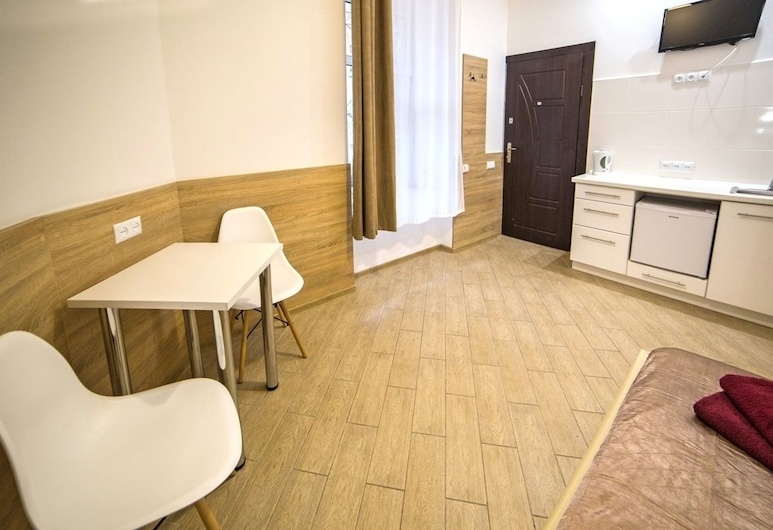 Smart Apartment Chornovola 21b, Lavov, Apartman, 1 bračni krevet, za nepušače, Privatna kuhinja