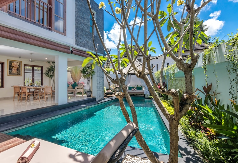 Kubu GWK Resort, Jimbaran, Premium-villa - 3 soveværelser - privat pool, Værelse