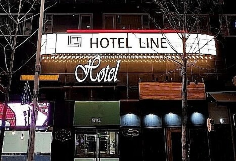 萊恩住宅酒店, 大田, 住宿正面