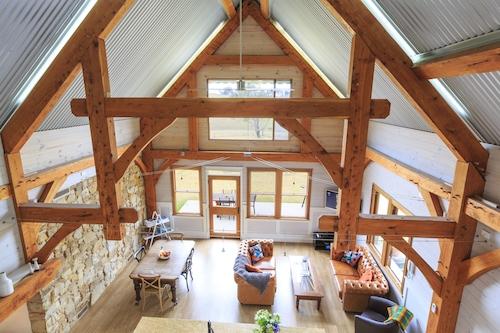 Luxus-Off-Grid-Haus
