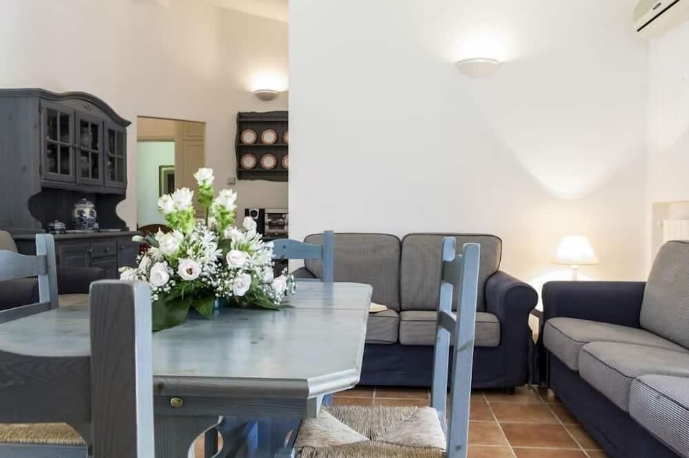 Villa, Garden View - Living Area