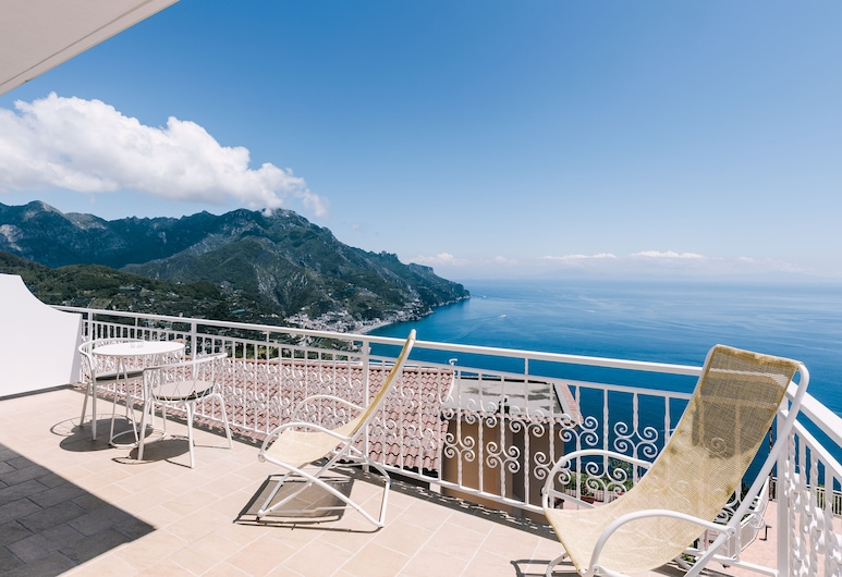 Casa Dolce Casa, Ravello, Deluxe Studio Suite, Sea View, Balcony