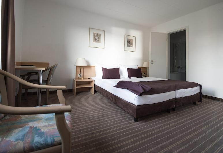 호텔 올림피아, 취리히, 비즈니스 더블룸 또는 트윈룸, 객실