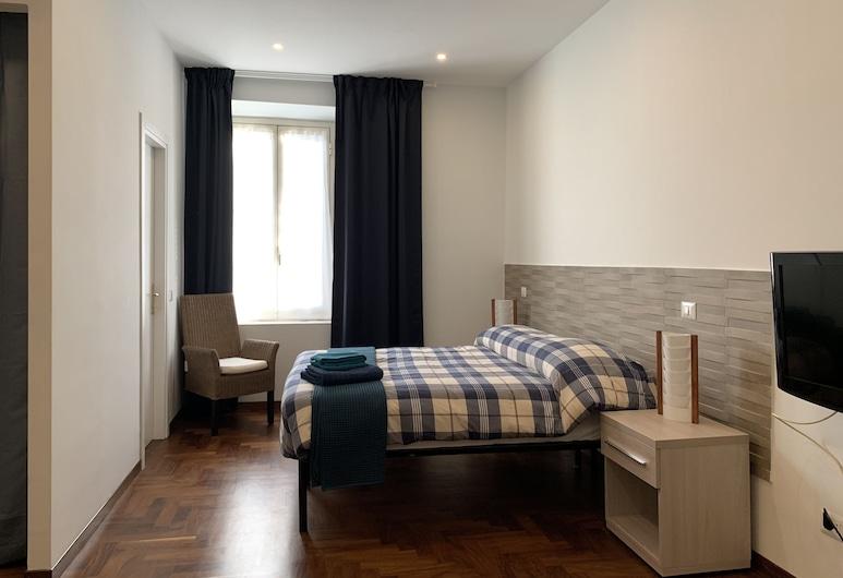 Vatican Fox, Rome, Quadruple Room, Guest Room