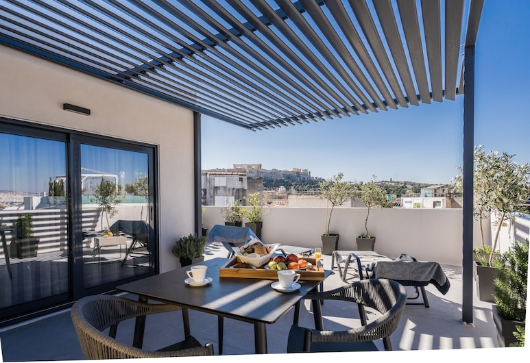 Urban Nest - Suites & Apartments, Atény, Acropolis Loft, Hosťovská izba