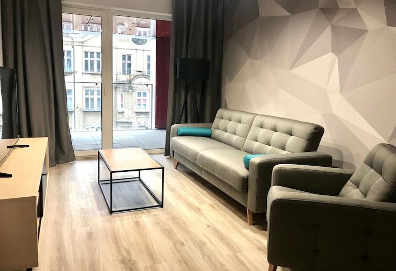 Apartamenty Zajezdnia MTP, Poznan, Leilighet – classic, Rom