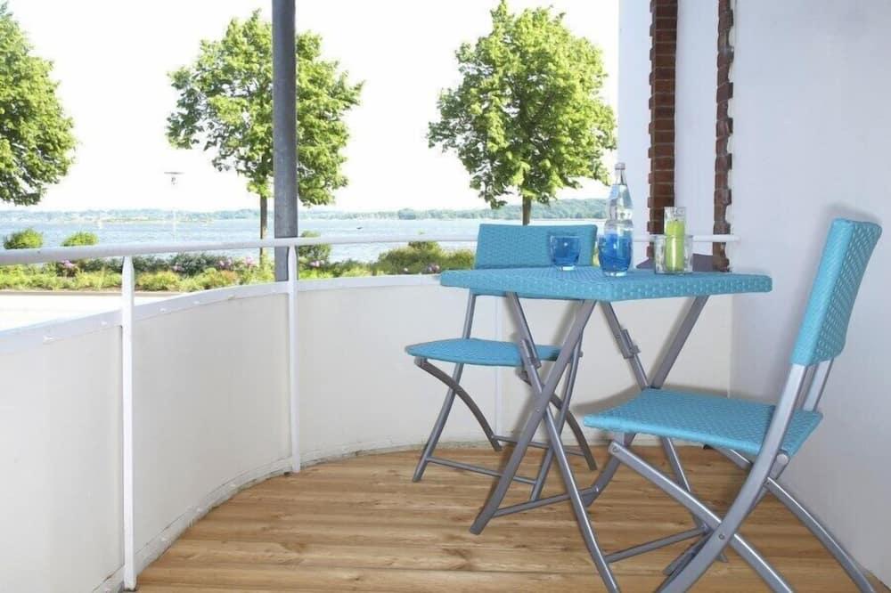 Apartament, na parterze (12 - MÖVE) - Balkon