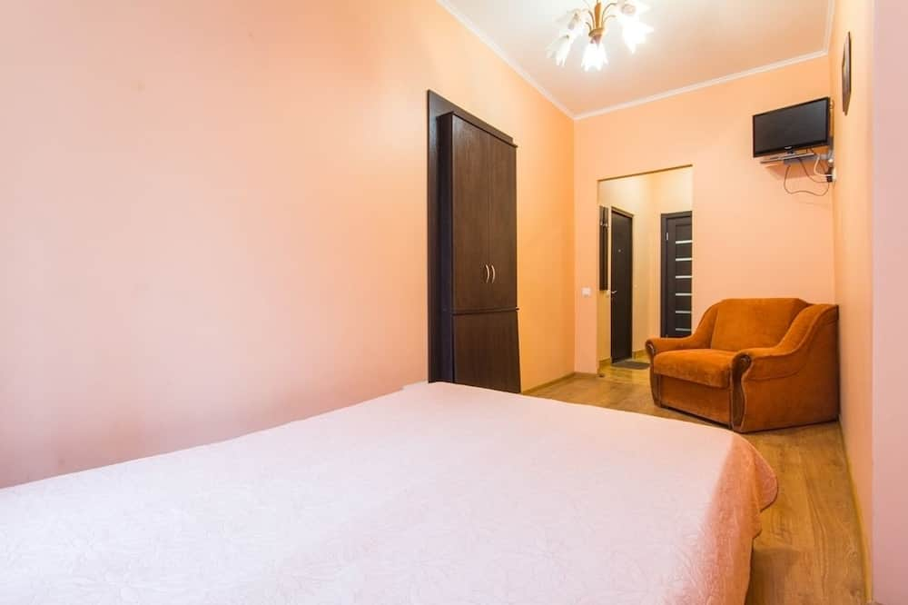 Apartment, 1 Katil Kelamin (Double) dengan Katil Sofa - Bilik